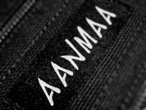 Aanmaa laukku logo